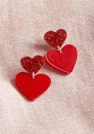 vinca play heart to get earrings