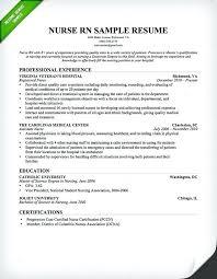 Registered Nurse Curriculum Vitae Sample Intensive Care Unit Registered Nurse Resume Sample Philippines