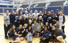 Penn State Womens Soccer Captures 17th Big Ten Title In 18