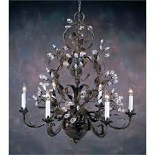 iron and crystal chandelier wonderful iron and crystal chandelier wrought iron chandeliers with crystals wrought iron iron and crystal chandelier