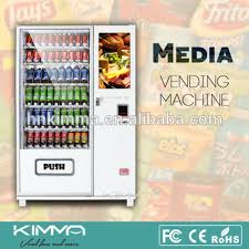 Bubble Vending Machine Impressive 48 New 48' Touch Screen Vending Machine For Bubble Tea Buy Hot