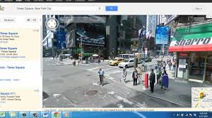 how to use google map street view  youtube