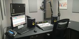 office radio. Trusted General Contracting And Construction Management Firms On Delmarva, Announced The Completion Of Renovations Made To Adams Radio Group New Office