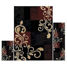 3 piece area rug sets amazing timely set oriental weavers windsor bed bath beyond regarding 7