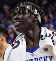 Wenyen Gabriel declares for NBA Draft, leaves door open for possible return  to UK Basketball | Sports | glasgowdailytimes.com