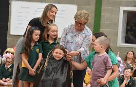 Port Lincoln year 1 student cuts hair for charity | Port Lincoln Times |  Port Lincoln, SA