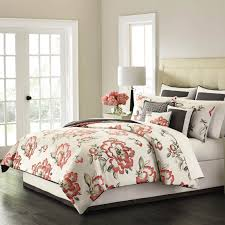 martha stewart collection peony blossom 9 piece bedding set