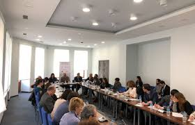 organized a round table discussion on assessing the context regarding the challenges and opportunities for georgia to receive an eu membership promise