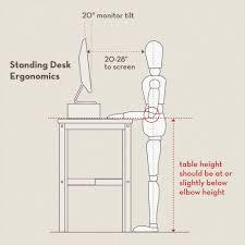 twenty awesome standing desk ergonomics