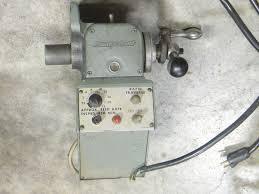 bridgeport 6f 8f powerfeed the machinery repair shop 8fpowerfeed3