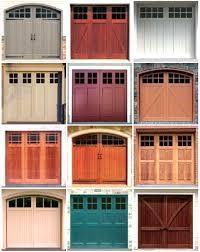 barn door garage door designs