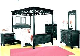 black wood canopy bed – loveyourfuture.co