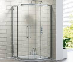 quadrant shower enclosures