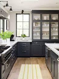 dark kitchen cabinets. Modren Cabinets Open Spaces With Dark Kitchen Cabinets In Dark Kitchen Cabinets W
