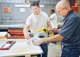 Sheridan inmates create huts for Ottawa's Chris Kringle Market   The Times