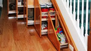 smart under stairs storage solutions