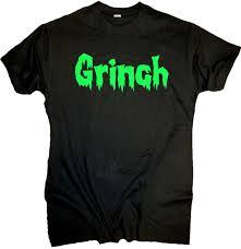 Fun T Shirt Grinch Lustige Sprüche Spruch Spaß Geschenk Weihnachten
