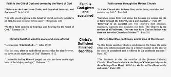 Catholicism Vs Christianity Differentiating Catholicism