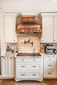 Your copper range hood will become more beautiful as it ages