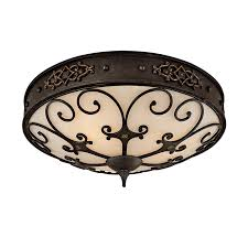 3 light ceiling fixture with grille enlarge river crest
