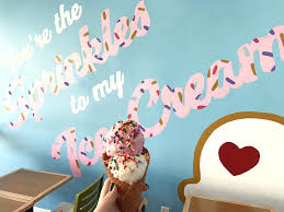 wall arts wall art los angeles the sprinkles to my ice cream mural inside creamery on wall art stores los angeles with wall arts wall art los angeles wall art gallery los angeles wall