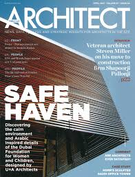 u a s completed project takes over the cover page u a architects issue 2013 cover page