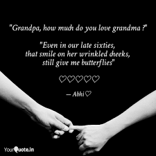 Best Grandpa Quotes Status Shayari Poetry Thoughts Yourquote