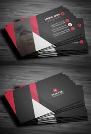 Professional Business Card Templates 27 New Professional Business Card Psd Templates Design Graphic
