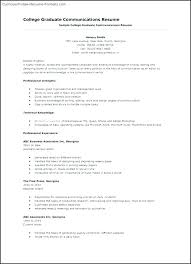 Resume Samples For College Students Sample Template Student Formats ...