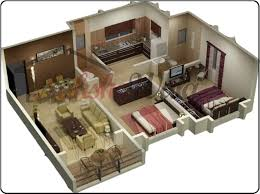 Small Picture 3D Floor Plans 3D House Design 3D House Plan Customized 3D Home