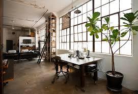 loft home office. Loft Brooklyn Home Office O