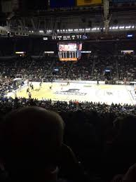Dunkin Donuts Center Interactive Seating Chart