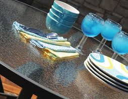 homecrest has you covered with our glass table top collection enjoy the reflective appeal of the classic aquatex table tops in various shapes and sizes for