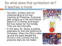 symbolism in literature  13 so what does that symbolism do