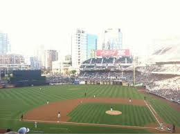 Petco Park Section 208 Home Of San Diego Padres