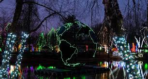 Columbus Zoo Lights Pictures Global Impact Sustainability