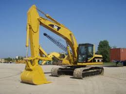 caterpillar b l hydraulic excavator item view
