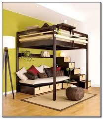 Adult Loft Bed With Desk