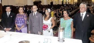 María Asunción y Roberto contrajeron nupcias