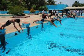 Hotel Campal Campal Swimming Pool