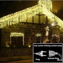 Светодиодный Рождественский светильник 4,6 м, <b>уличная</b> ...