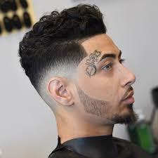 Clean Haircuts For Wavy Hair Menhairdos
