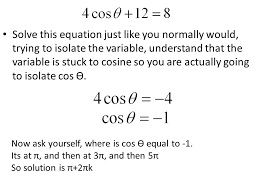 5 solve this equation
