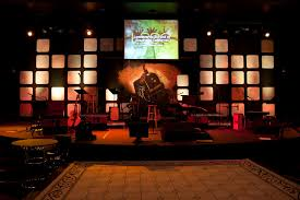 Church Stage Design Ideas Posted