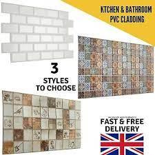 kitchen bathroom pvc wall cladding