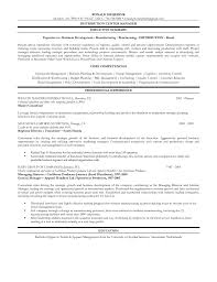 Distribution Center Manager Resume Objective Resume Summary