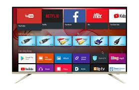 Smart Tivi 40 inch Full HD Asanzo 40AS350 Miễn Phí 12 Tháng ClipTV (Android  Tivi 8.0, Tích hợp tính năng tìm kiếm bằng giọng nói, Picture Wizard thế hệ  II) (new 2020)