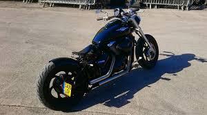 suzuki intruder vzr m50 800cc custom bobber chopper deposit taken