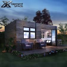 2 units 20ft luxury container homes design, prefab shipping container homes  More