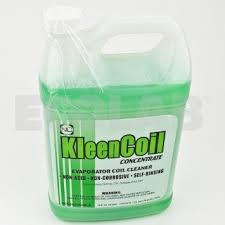 ac coil cleaner. get quotations · ec sundries evaporator coil cleaner non-acid non-corrosive self-rinsing kb1gnc ac